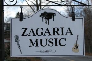 Zagaria Music Sign