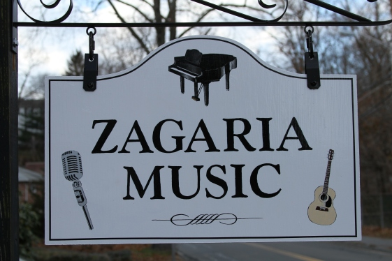 Zagaria Music Sign
