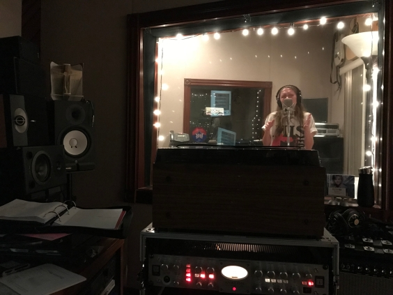 Mary Recording EP